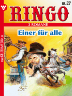 Ringo 3 Romane Nr. 27 – Western