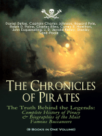 The Chronicles of Pirates – The Truth Behind the Legends