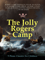 The Jolly Rogers Camp – 9 Pirate Classics for Children