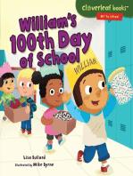 William's 100th Day of School