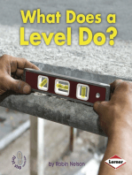What Does a Level Do?