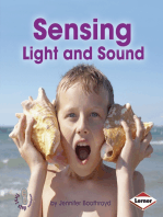 Sensing Light and Sound