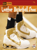From Leather to Basketball Shoes