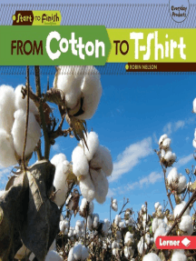 From Cotton to T-Shirt