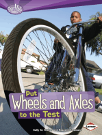 Put Wheels and Axles to the Test