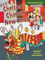 Chelsea's Chinese New Year