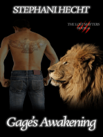 Gage's Awakening (Lost Shifters Book 16)