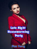 Late Night Housewarming Party
