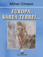 Europa, sarea Terrei