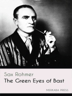 The Green Eyes of Bast
