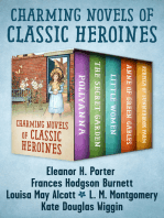 Charming Novels of Classic Heroines