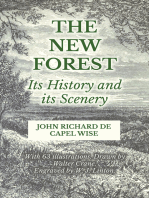 The New Forest - Its History and its Scenery