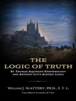 THE LOGIC OF TRUTH. St. Thomas Aquinas's Epistemology and Antonio Livi's Alethic Logic