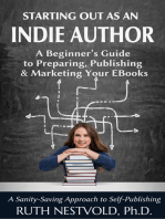 Starting Out as an Indie Author