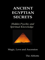 Ancient Egyptian Secrets