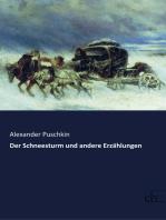 Der Schneesturm und andere Erzählungen