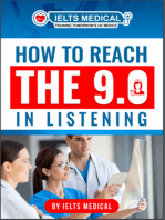 How to Reach the 9.0 in IELTS Academic Listening