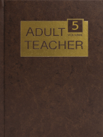 Adult Teacher Volume 5