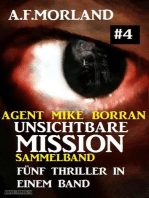 Unsichtbare Mission Sammelband 4