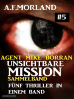 Unsichtbare Mission Sammelband #5