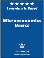 Microeconomics Basics