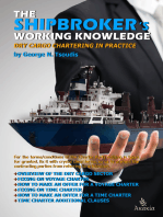 The Shipbroker's Working Knowledge
