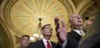 The GOP Health-Care Bill's Byrd Rule Dilemma