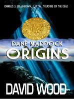 Dane Maddock Origins Omnibus 3
