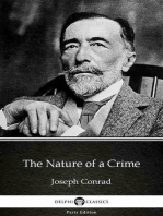 The Nature of a Crime by Joseph Conrad (Illustrated)
