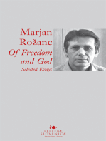 Of Freedom and God