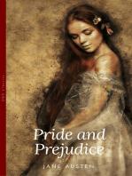Pride and Prejudice ( illustrated )