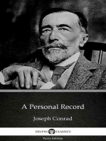 A Personal Record by Joseph Conrad (Illustrated)