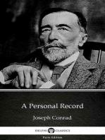 A Personal Record by Joseph Conrad (Illustrated)