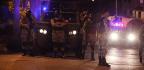 An Attack at the Israeli Embassy in Jordan
