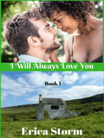 I Will Always Love You Book 1