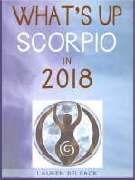 What's Up Scorpio in 2018