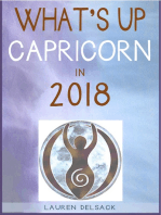 What's Up Capricorn in 2018