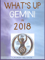What's Up Gemini in 2018