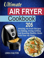 Ultimate Air Fryer Cookbook