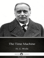 The Time Machine by H. G. Wells (Illustrated)