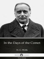In the Days of the Comet by H. G. Wells (Illustrated)
