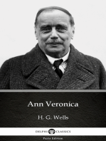 Ann Veronica by H. G. Wells (Illustrated)