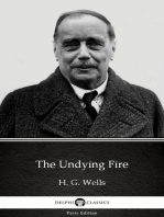 The Undying Fire by H. G. Wells (Illustrated)