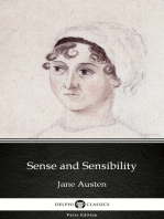 Sense and Sensibility by Jane Austen (Illustrated)
