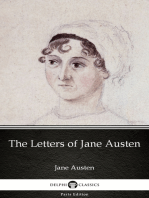 The Letters of Jane Austen by Jane Austen (Illustrated)