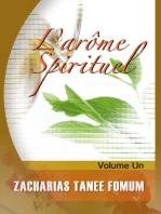 L'arôme Spirituel (volume Un)