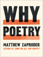 Why Poetry