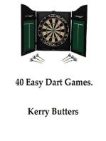 40 Easy Dart Games.