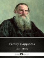 Family Happiness by Leo Tolstoy (Illustrated)