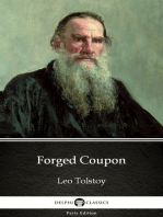 Forged Coupon by Leo Tolstoy (Illustrated)